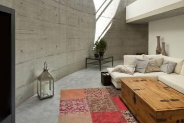patchwork tapijten berberhuis